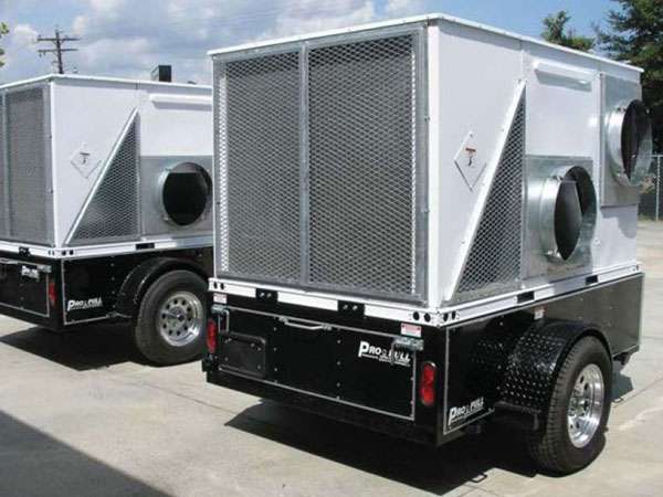 Trailer Ac Unit >> Trailer Mounted Air Conditioners Taylor Power Systems