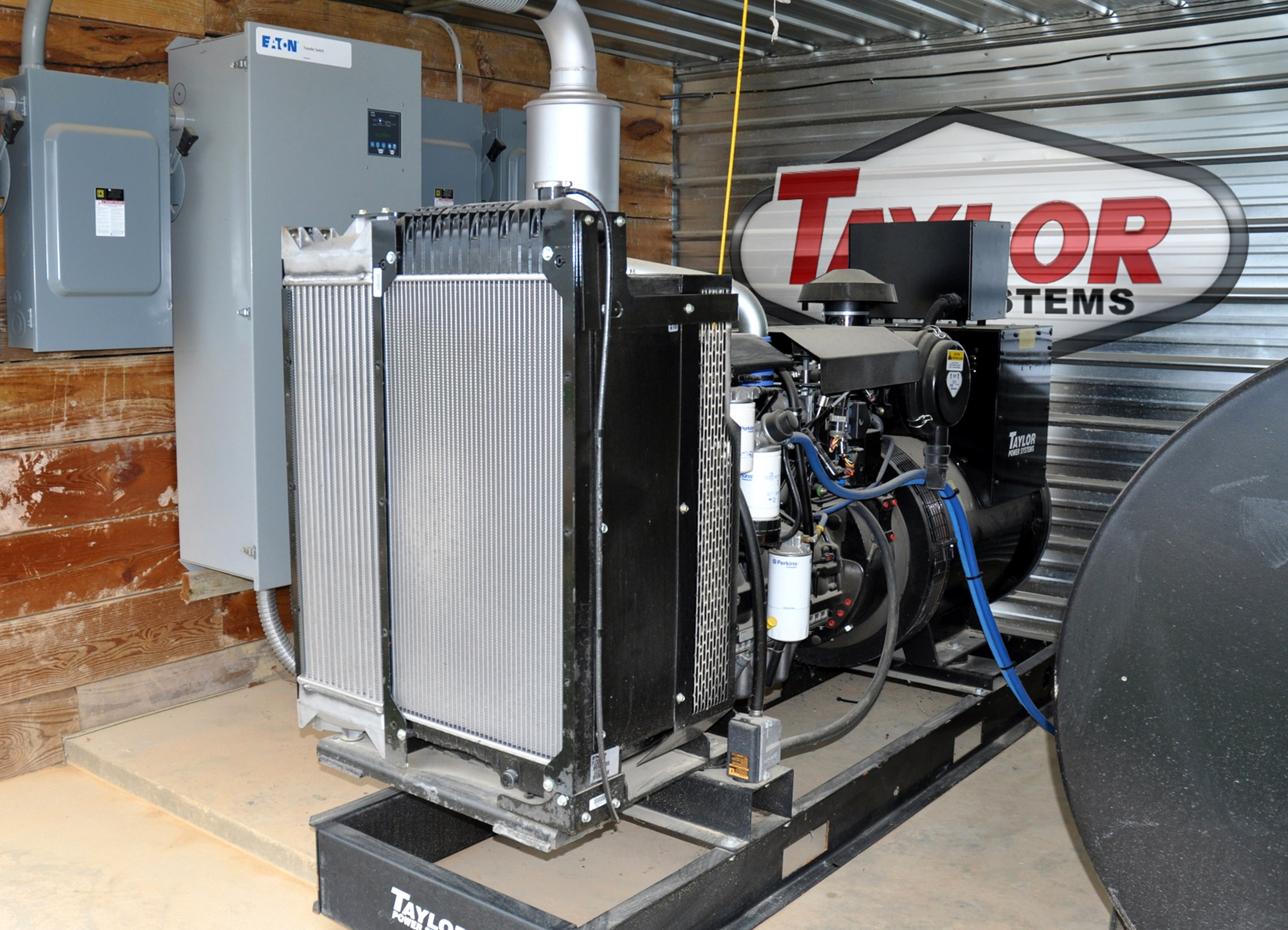 Agricultural Poultry Generators Taylor Power Systems