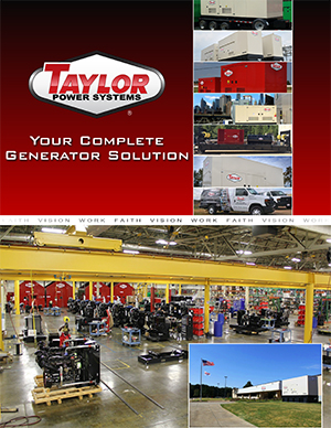 General Information about Taylor Power, Click to Open