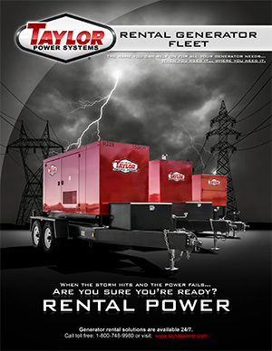 Information about our Rental Generators, Click to Open