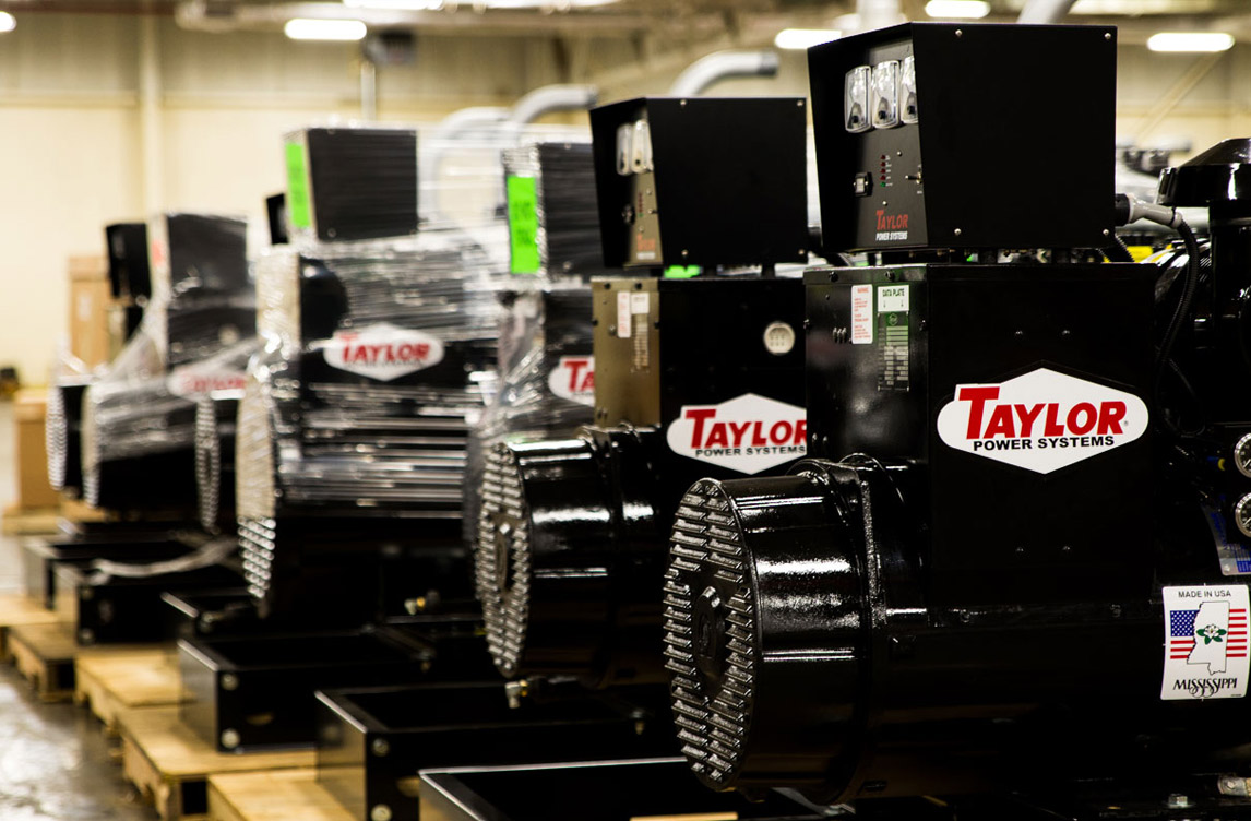 Agricultural Generators by Taylor Power Systems