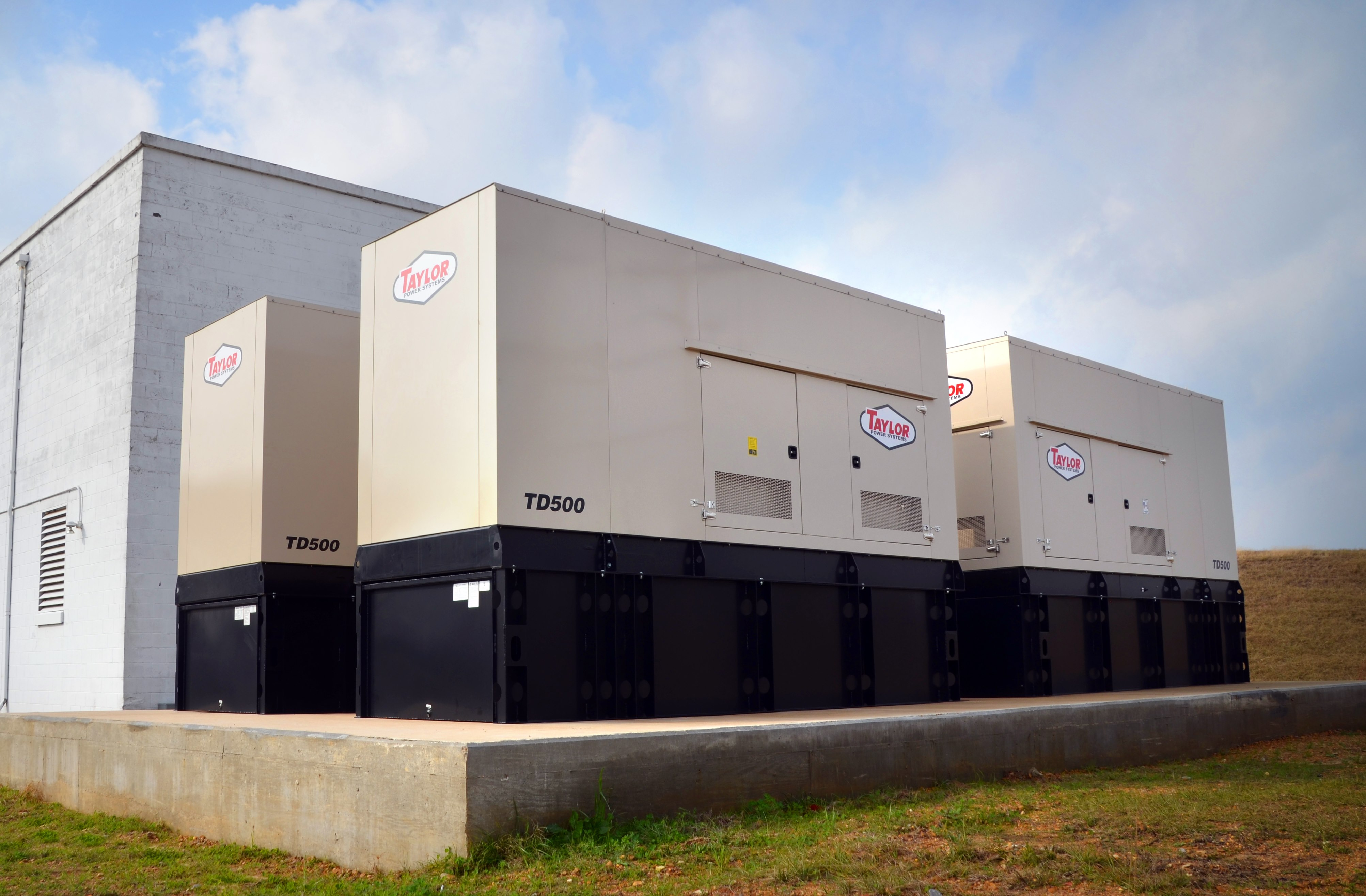 Standby Generators by Taylor Power Systems