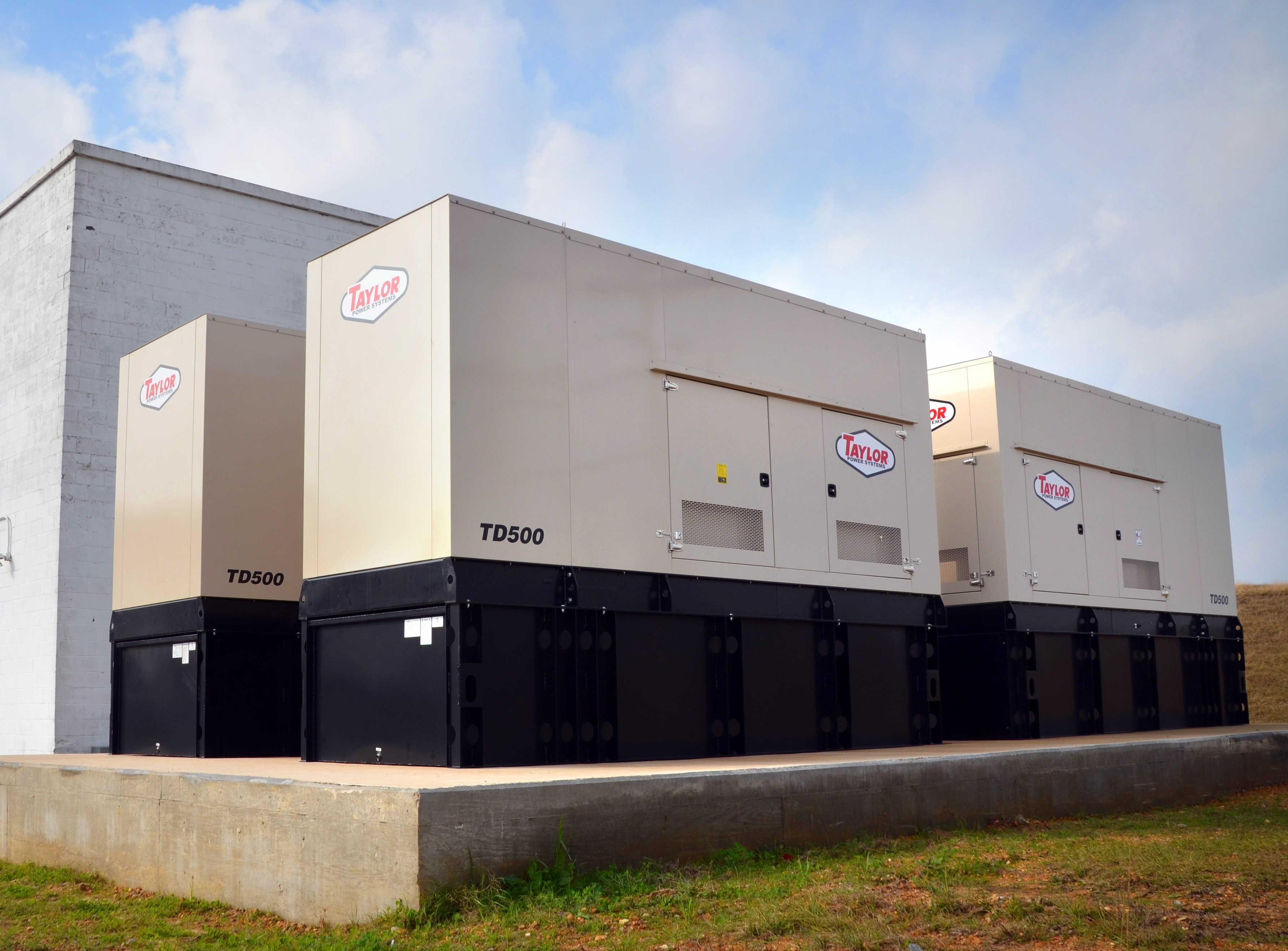 Standby, Oil and Gas, and Agricultural Generators by Taylor Power