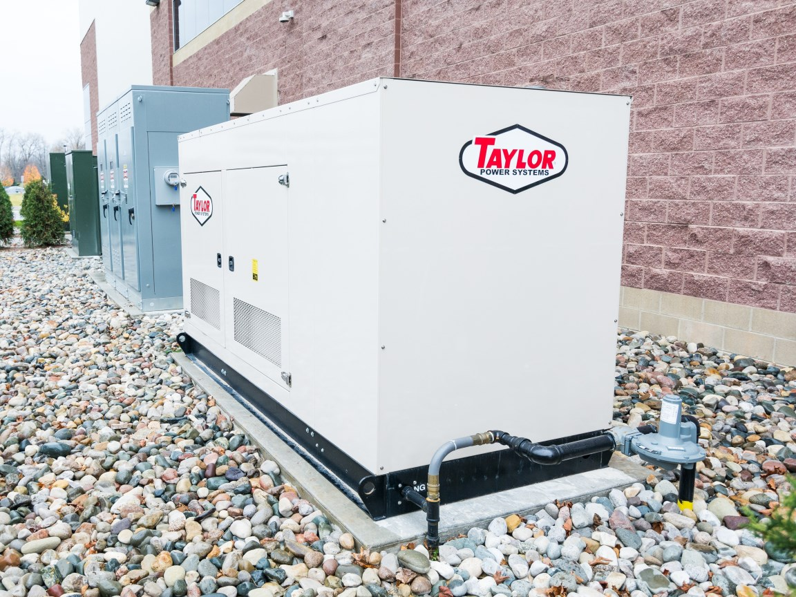 Natural Gas/LP Standby Generator