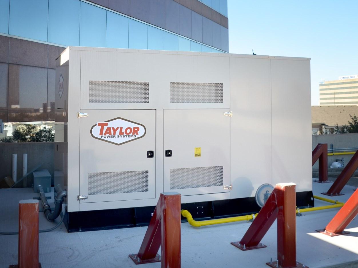 Standby NG/LP Generators - Taylor Power Systems